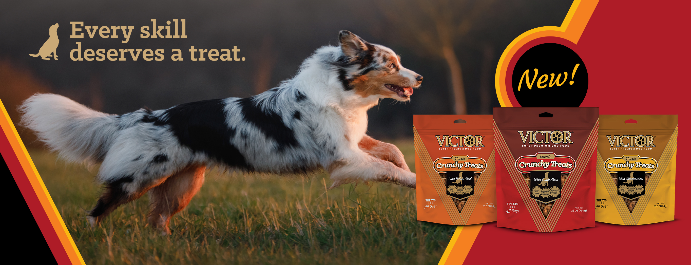 News: Latest about Our Company and Products   VICTOR Pet Food