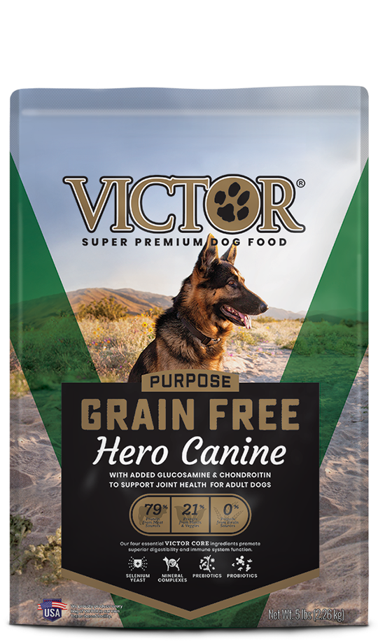 Dog Products Victor Pet Food