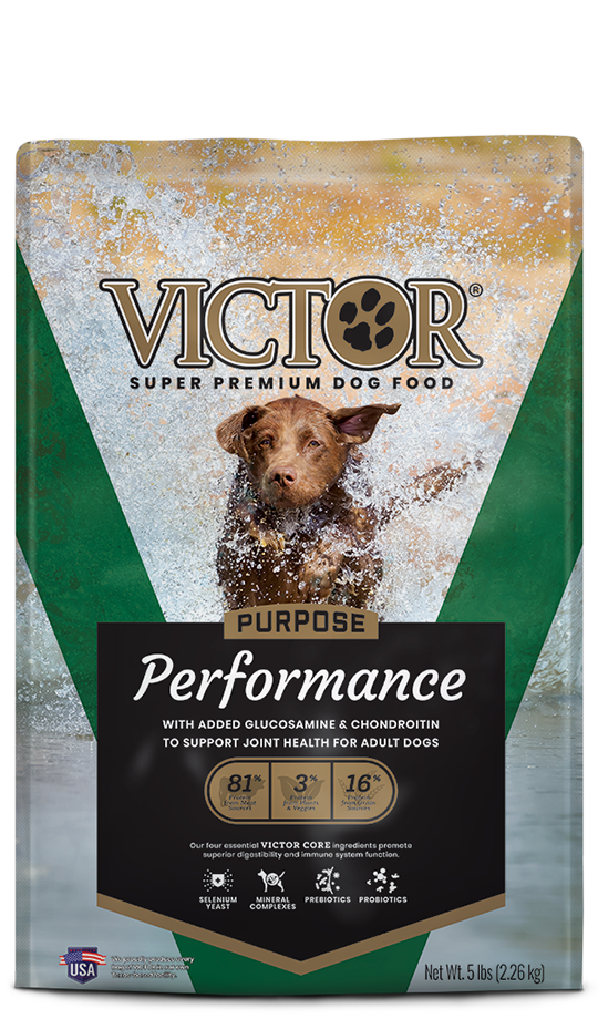 Victor Dog Food Reviews >> Performance Victor Pet Food