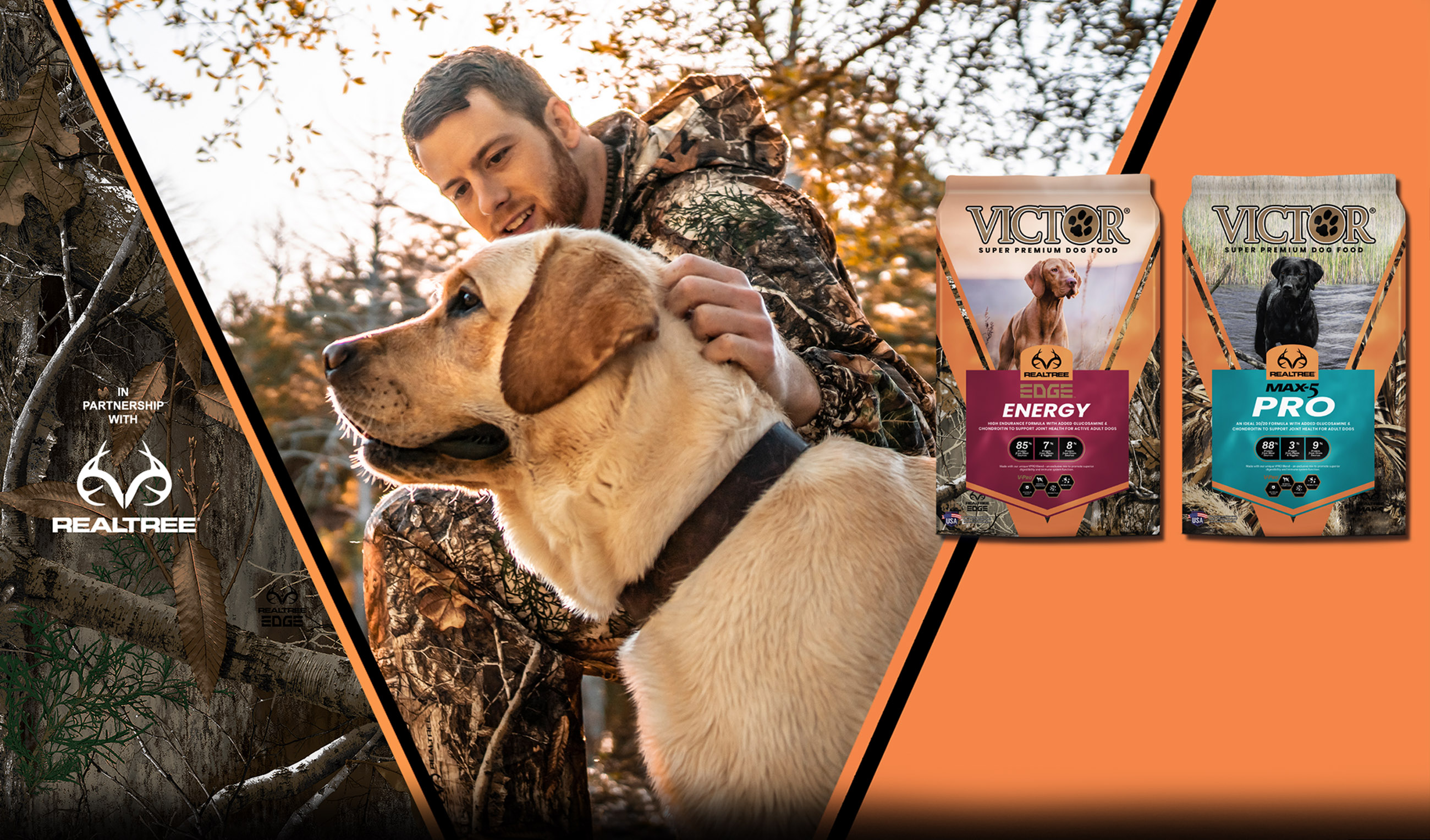 VICTOR and Realtree