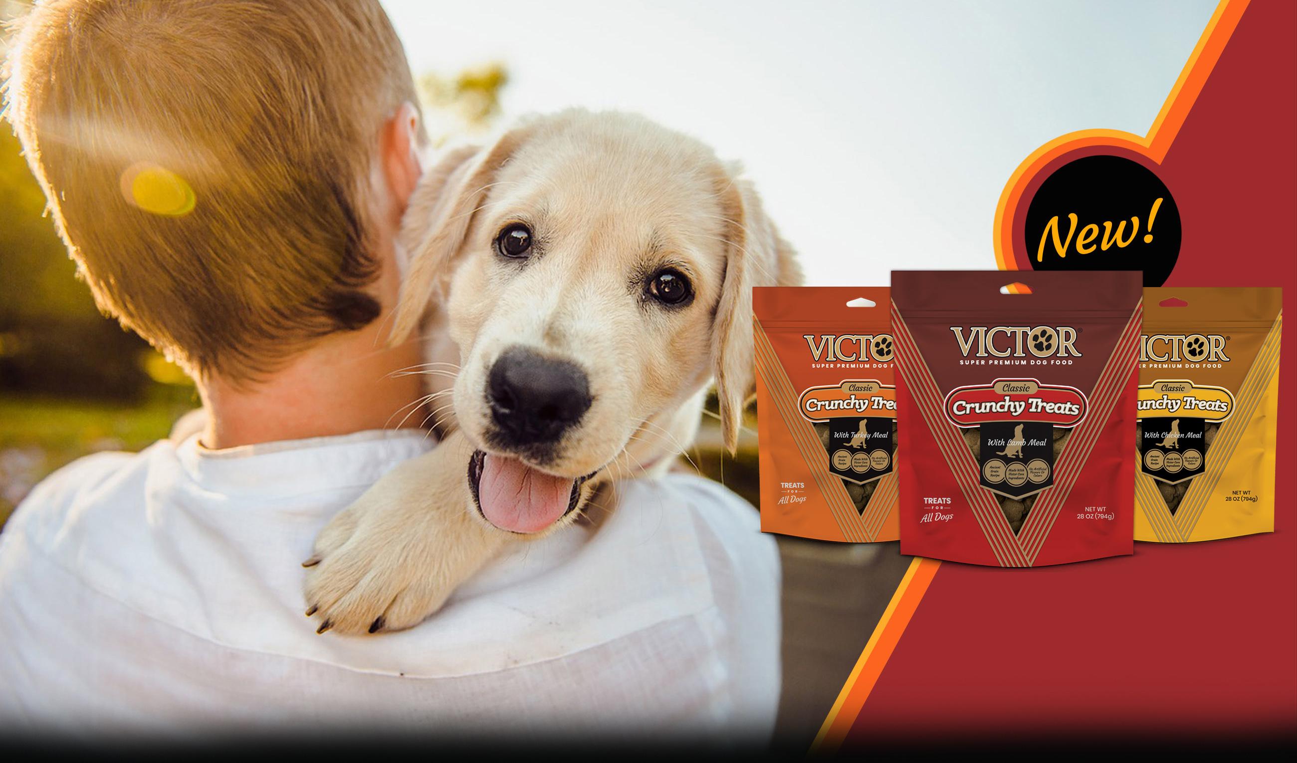 VICTOR® Crunchy Treats